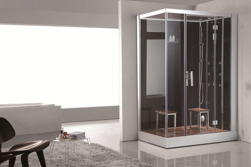 Modern Steam showers