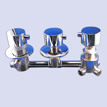 Thermostatic faucet valve